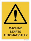 4051 Machine Starts Automatically