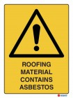 4068 Roofing Material Contains Asbestos
