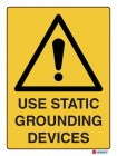 4085 Use Static Grounding Devices
