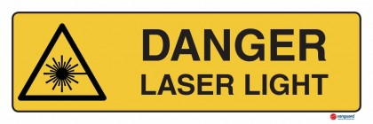 4308 Danger Laser Light