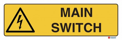 4311 Main Switch