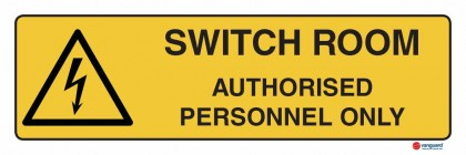 4317 Switchroom Authorised Personnel Only