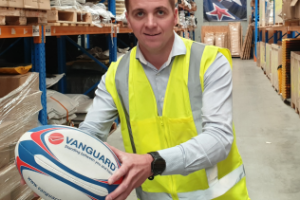 Rugby Ball Offer