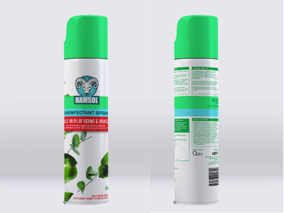 ramsol disinfectant spray 1