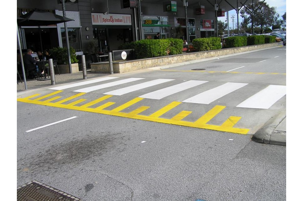 3M pedestrian crossing strips 3