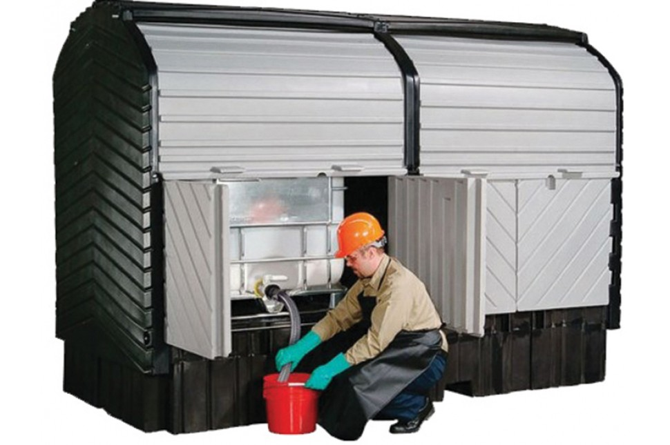 46 IRT2 Double IBC Roll Top