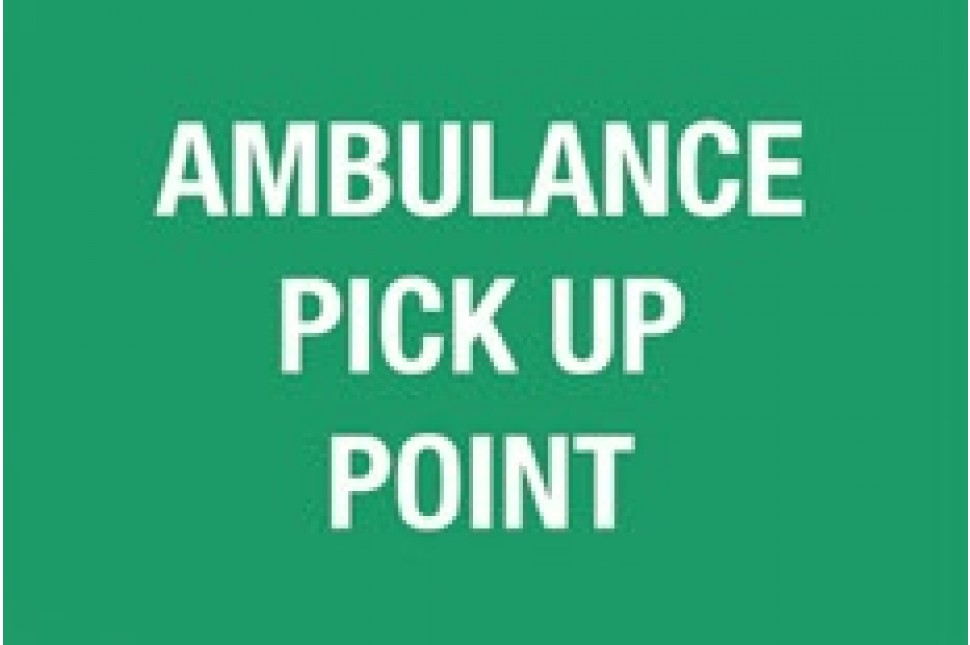 Ambulance Pick up Point2