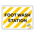 1905 Foot Wash Station
