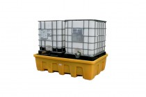46 IBC2 Double IBC Spill Pallet