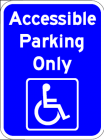 Accessible Parking Proof