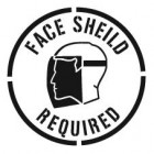 Face Shield required